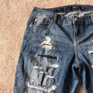torrid Jeans - Torrid Premium Distressed Jeans